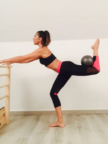 Corsi Pilates Barre Roma Eur